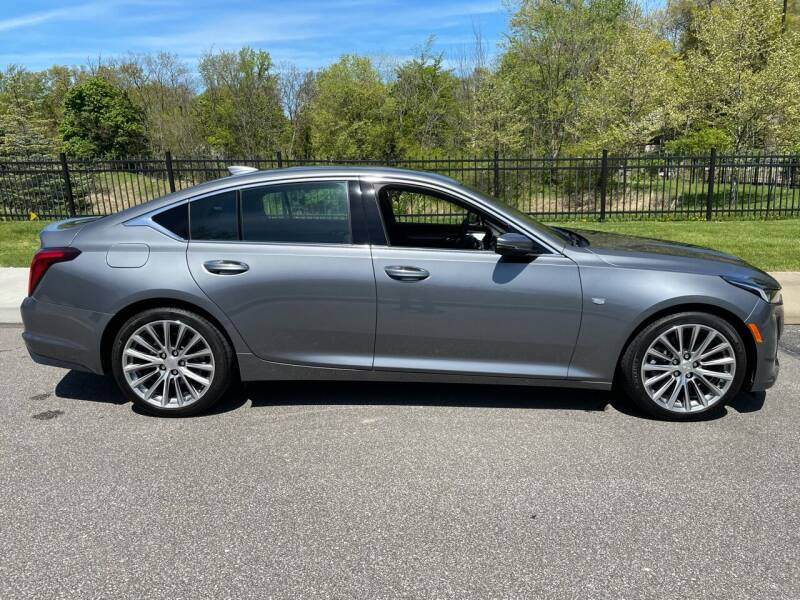 2021 Cadillac CTS for sale at CarCo Direct in Cleveland OH