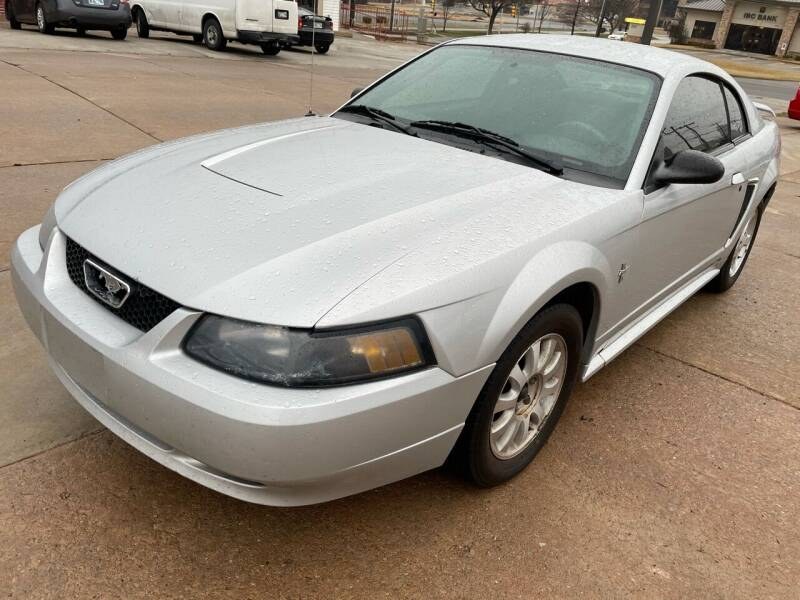2003 Ford Mustang for sale at Automay Car Sales in Oklahoma City OK