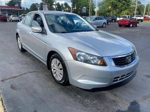 2008 Honda Accord for sale at JV Motors NC 2 in Raleigh NC