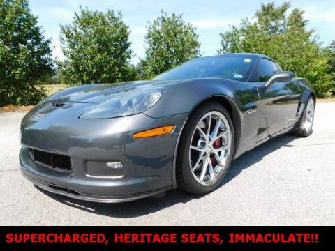 2009 Chevrolet Corvette for sale at West Georgia Auto Brokers in Douglasville GA