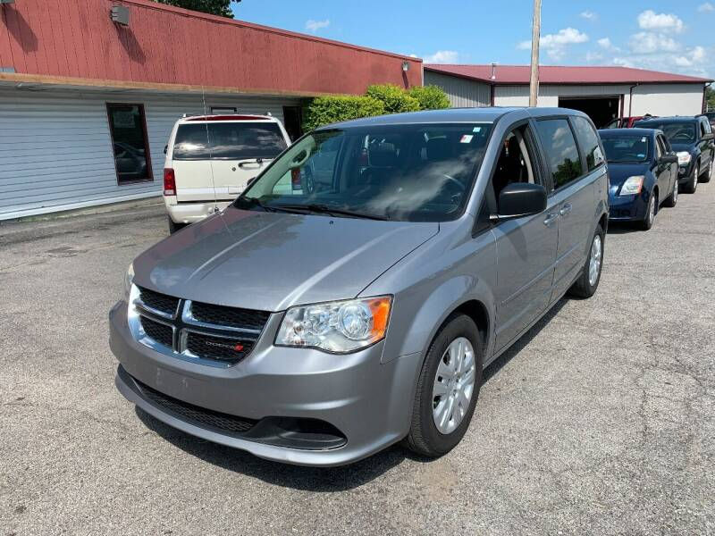 2013 Dodge Grand Caravan for sale at Best Buy Auto Sales in Murphysboro IL