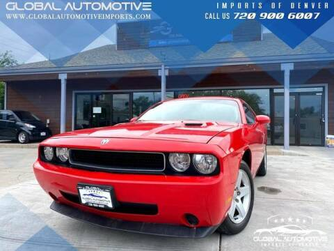 2010 Dodge Challenger for sale at Global Automotive Imports of Denver in Denver CO