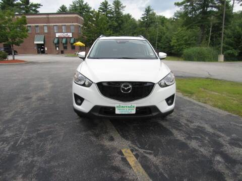 2015 Mazda CX-5 for sale at Heritage Truck and Auto Inc. in Londonderry NH