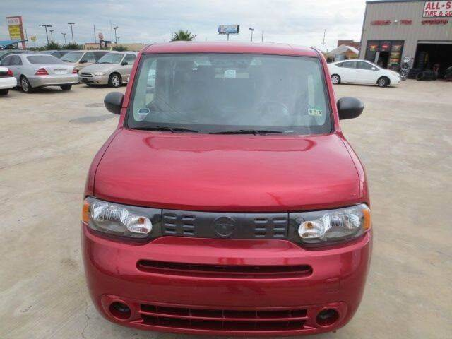 2010 Nissan cube for sale at MOTORS OF TEXAS in Houston TX