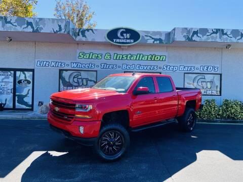 2018 Chevrolet Silverado 1500 for sale at Greenway Auto Sales in Jacksonville FL