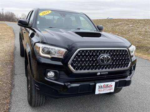 2019 Toyota Tacoma for sale at Mr. Car LLC in Brentwood MD
