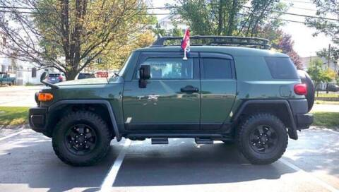 2011 Toyota FJ Cruiser for sale at Ataboys Auto Sales in Manchester NH