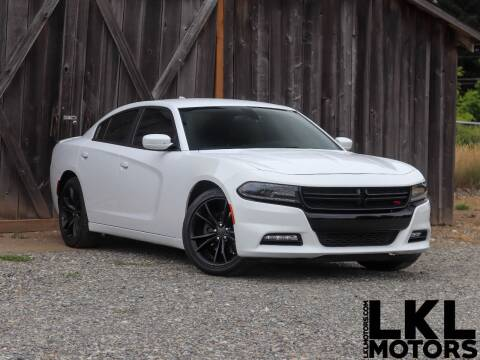 2016 Dodge Charger for sale at LKL Motors in Puyallup WA
