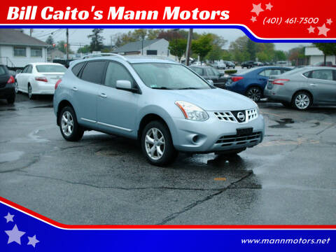 2011 Nissan Rogue for sale at Bill Caito's Mann Motors in Warwick RI