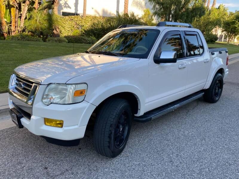 2008 Ford Explorer Sport Trac for sale at Donada  Group Inc in Arleta CA