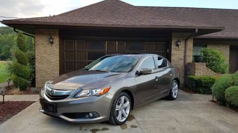 2013 Acura ILX for sale at Atkins Auto Sales in Sandy Hook KY