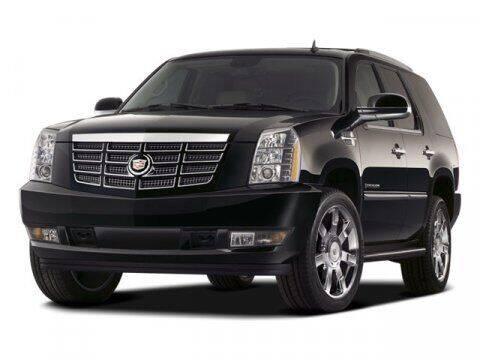 2008 Cadillac Escalade for sale at SCOTT EVANS CHRYSLER DODGE in Carrollton GA