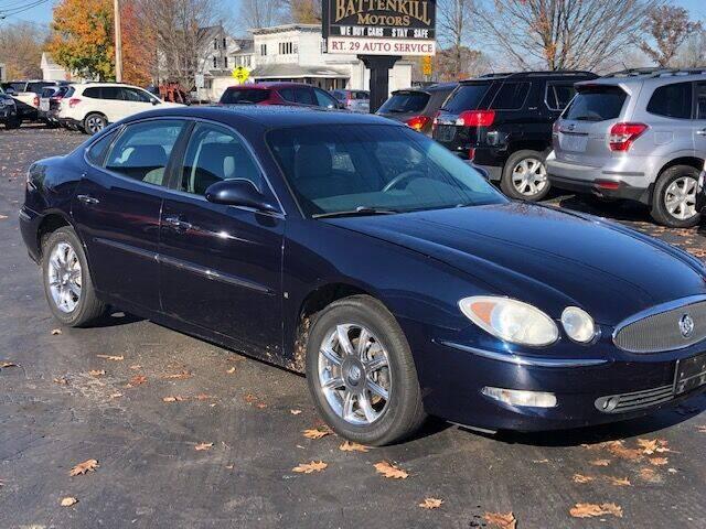 2007 Buick LaCrosse for sale at BATTENKILL MOTORS in Greenwich NY