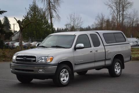 2002 Toyota Tundra for sale at Skyline Motors Auto Sales in Tacoma WA