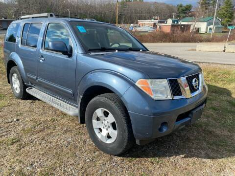 2006 Nissan Pathfinder for sale at Amherst Street Auto in Manchester NH