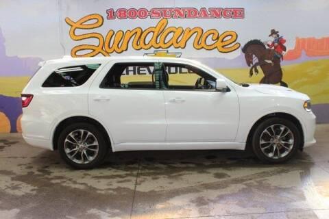 2019 Dodge Durango for sale at Sundance Chevrolet in Grand Ledge MI