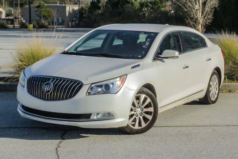 2015 Buick LaCrosse for sale at Cannon Auto Sales in Newberry SC