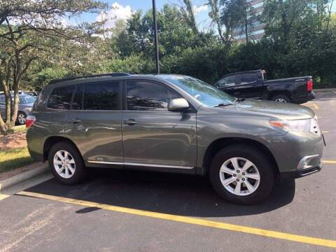 2013 Toyota Highlander for sale at Kansas City Car Sales LLC in Grandview MO