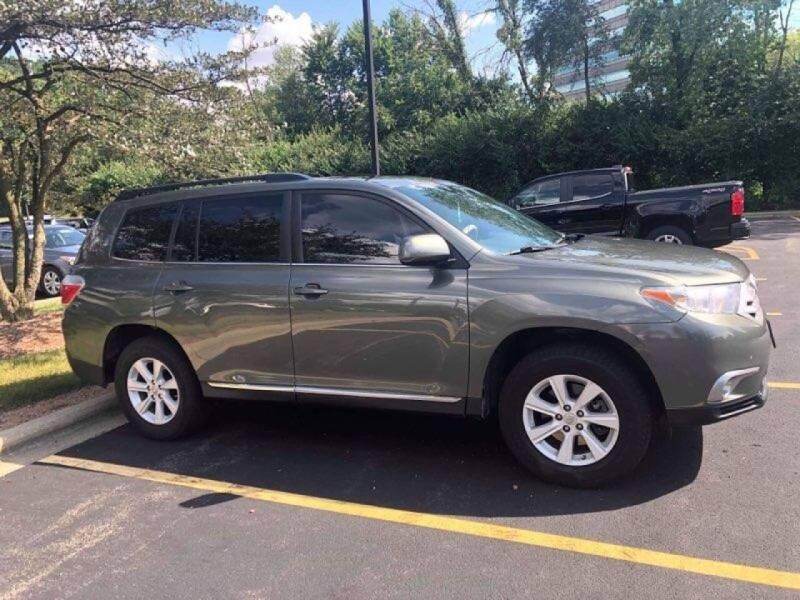2013 Toyota Highlander for sale at Kansas City Car Sales LLC in Grandview MO