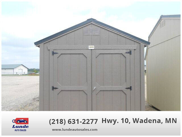 2020 Old Hickory 8x12 Utility Shed for sale in Wadena, MN