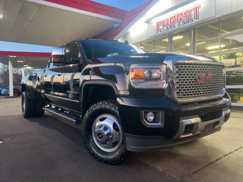 2016 GMC Sierra 3500HD for sale at Furrst Class Cars LLC in Charlotte NC