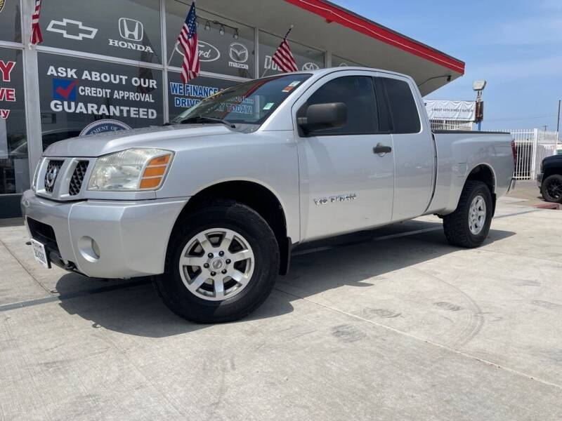 2005 Nissan Titan for sale at VR Automobiles in National City CA