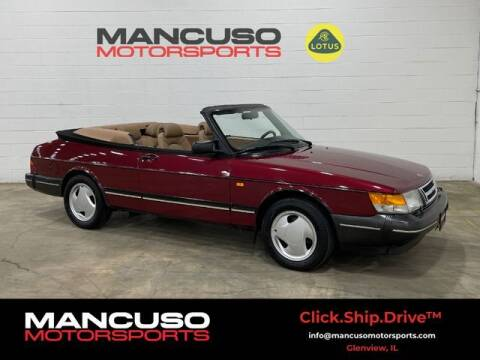1994 Saab 900 for sale at Mancuso Motorsports in Glenview IL