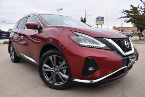 2020 Nissan Murano for sale at Community Buick GMC in Waterloo IA