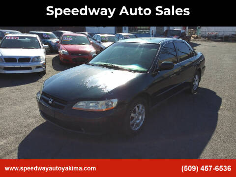 1999 Honda Accord for sale at Speedway Auto Sales in Yakima WA