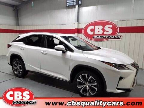 2017 Lexus RX 350 for sale at CBS Quality Cars in Durham NC