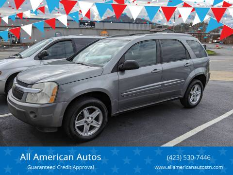 2005 Chevrolet Equinox for sale at All American Autos in Kingsport TN