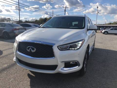 2017 Infiniti QX60 for sale at Signal Imports INC in Spartanburg SC