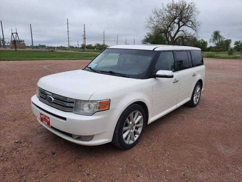 2011 Ford Flex for sale at Best Car Sales in Rapid City SD