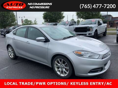2013 Dodge Dart for sale at Auto Express in Lafayette IN