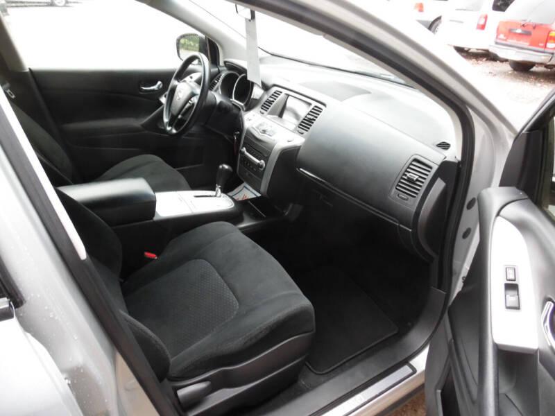 2014 Nissan Murano AWD S 4dr SUV - Maiden NC
