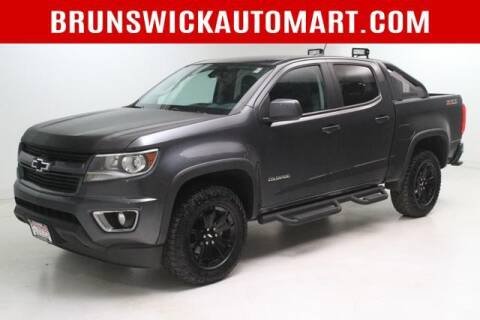 2016 Chevrolet Colorado for sale at Brunswick Auto Mart in Brunswick OH