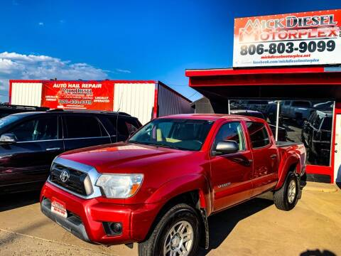 2015 Toyota Tacoma for sale at Mickdiesel Motorplex in Amarillo TX