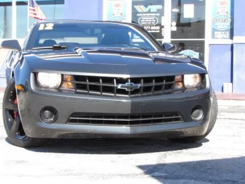 2012 Chevrolet Camaro for sale at VIP AUTO ENTERPRISE INC. in Orlando FL