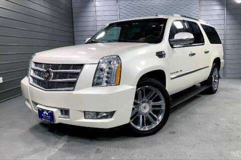 2013 Cadillac Escalade ESV for sale at TRUST AUTO in Sykesville MD