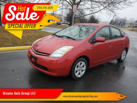 2007 Toyota Prius for sale at Dreams Auto Group LLC in Sterling VA