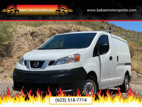2013 Nissan NV200 for sale at Baba's Motorsports, LLC in Phoenix AZ