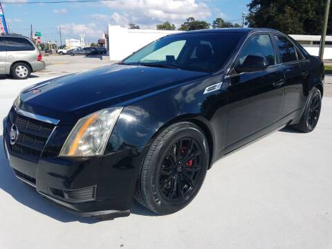 2008 Cadillac CTS for sale at NINO AUTO SALES INC in Jacksonville FL
