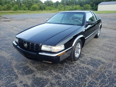 1996 Cadillac Eldorado for sale at Caruzin Motors in Flint MI