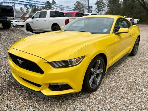 2015 Ford Mustang for sale at Southeast Auto Inc in Walker LA