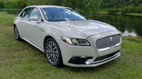 2020 Lincoln Continental for sale at BOZARD FORD in Saint Augustine FL