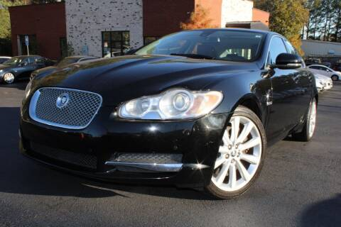2011 Jaguar XF for sale at Atlanta Unique Auto Sales in Norcross GA
