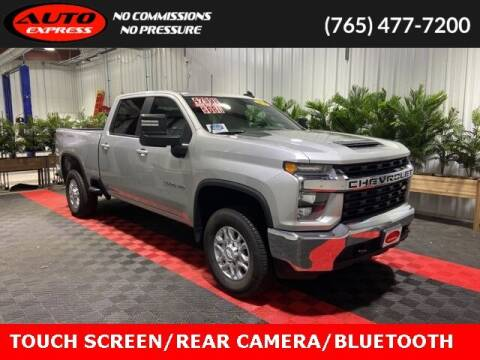 2020 Chevrolet Silverado 3500HD for sale at Auto Express in Lafayette IN