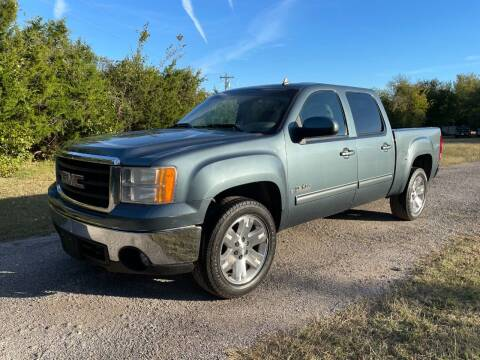 2008 GMC Sierra 1500 for sale at The Car Shed in Burleson TX