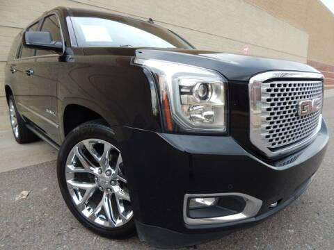 2015 GMC Yukon for sale at Altitude Auto Sales in Denver CO