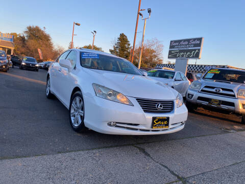 2007 Lexus ES 350 for sale at Save Auto Sales in Sacramento CA